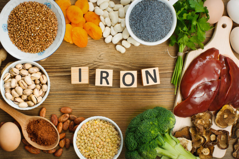 Iron Overload: Too Much of a Good Thing Could Be a Bad Thing