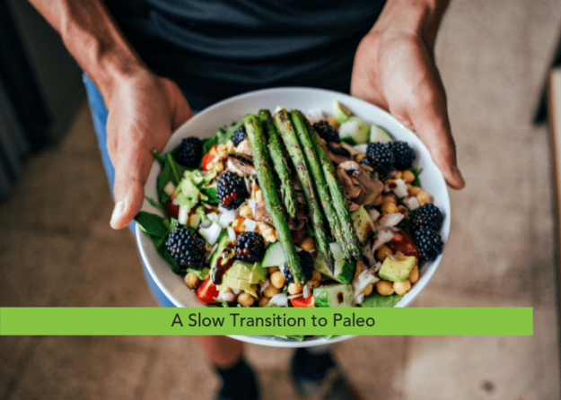 Transitioning to Paleo